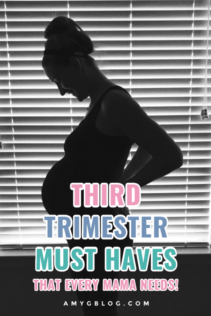 My Third Trimester Summer Must Haves - Amy's Balancing Act